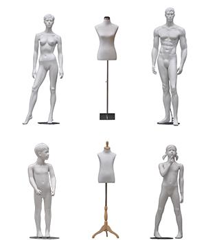 Hire Mannequins